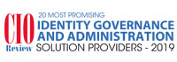 Top 20 Identity Governance And Administration Solution Companies - 2019