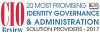 Top 20 Identity Governance & Administration Solution Companies - 2017